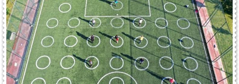 Didimliler için spor etkinliği
